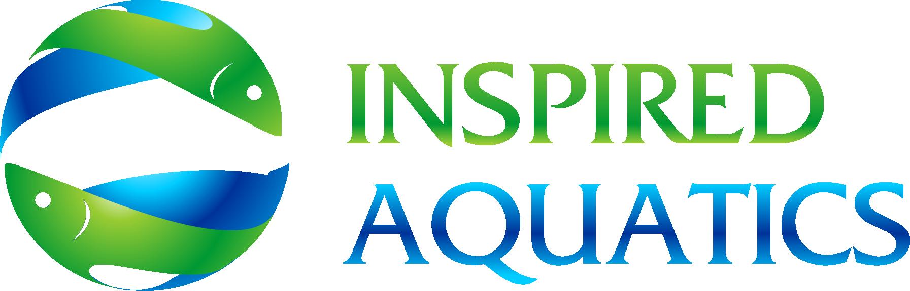Create a organic, simple yet inspiring design for Inspired Aquatics