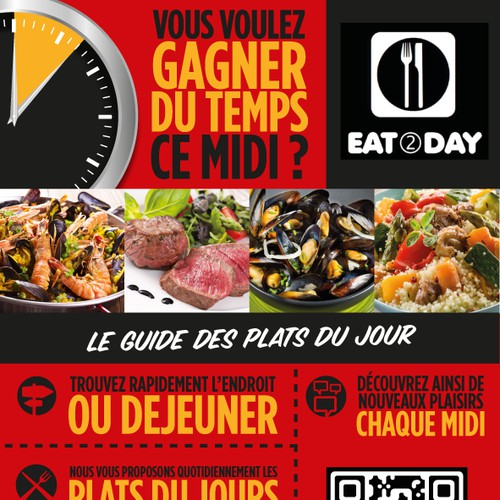 Faire connaitre le site www.eat2day.fr