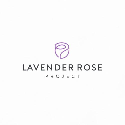 Lavender Rose Logo