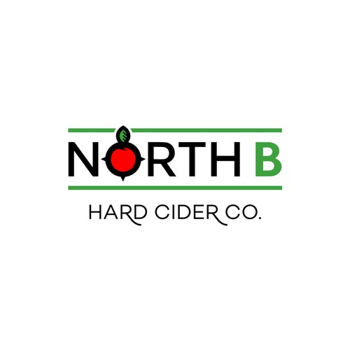 Logo for a craft cider company.