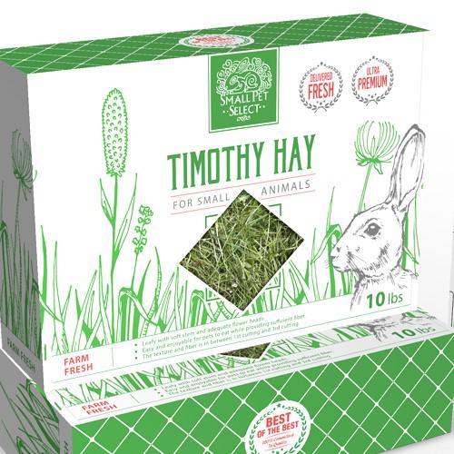 Timothy Hay Package