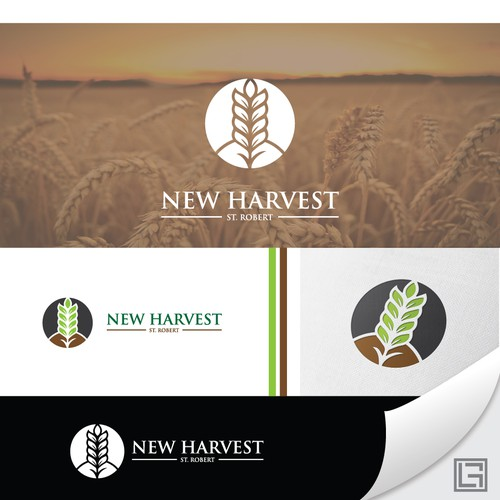 Logo for New Harvest