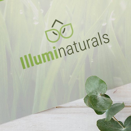 Concept for vegan Natural Vitamin Supplements.