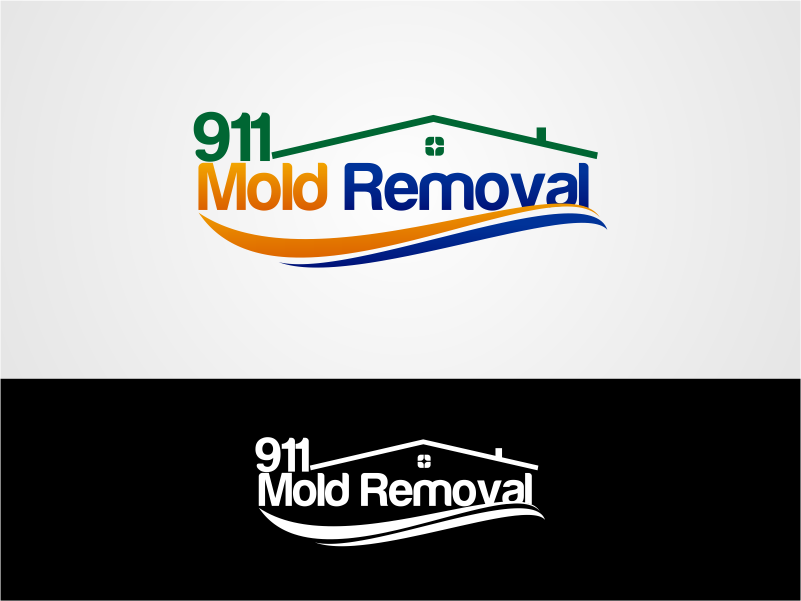 Help 911 Mold Removal, LLC with a new logo
