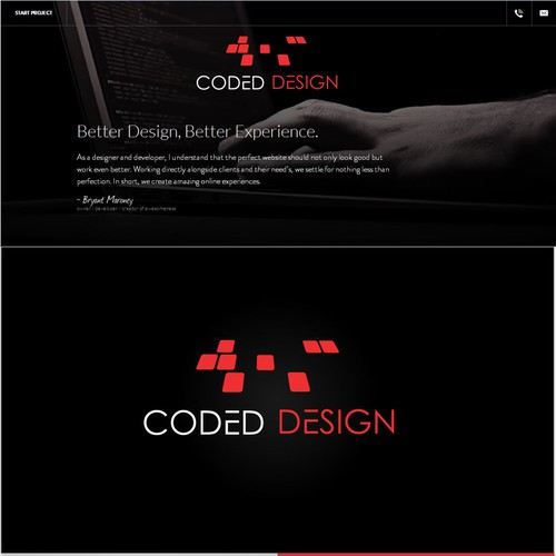 coded designs