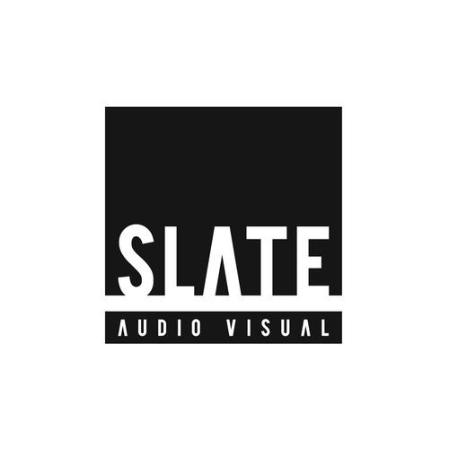 Logo for an audio/visual equipment company