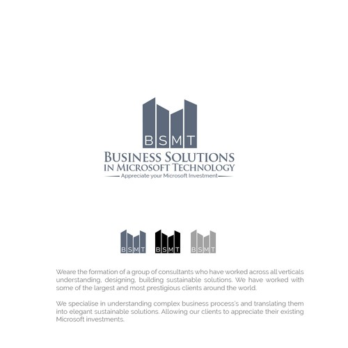 BSMT Logo and Business Card