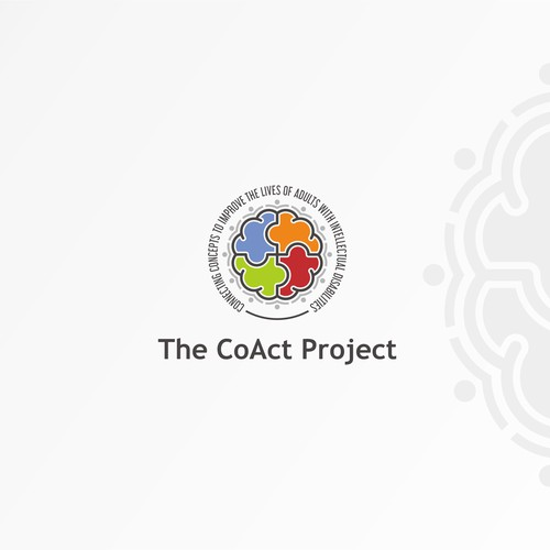"Logo For ""The CoAct Project""! (1-to-1 Project)"