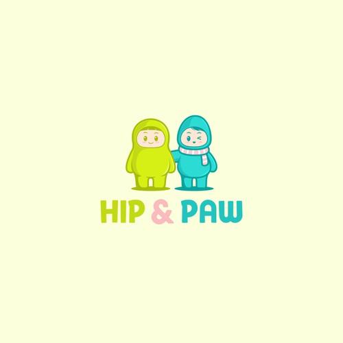 Mascot/character logo design