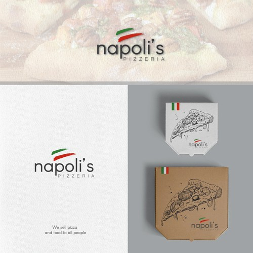 Logo For: Napoli's Pizzeria