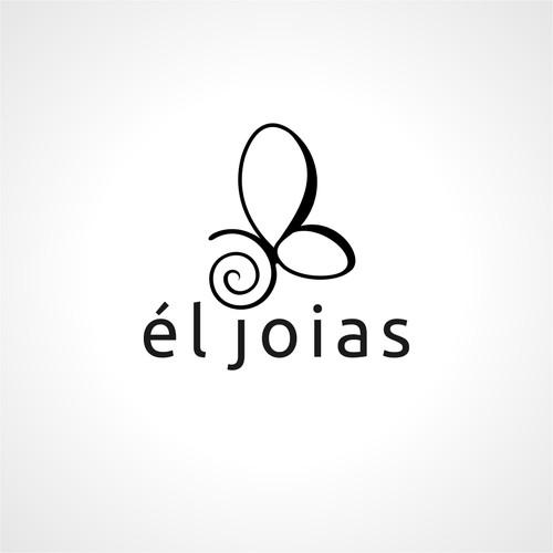 'él joias' - a Jewelry Blog - Needs a Luxury Logo