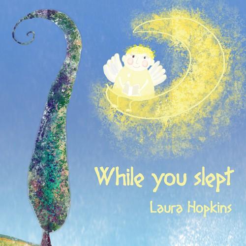 Children's fairy tale book cover