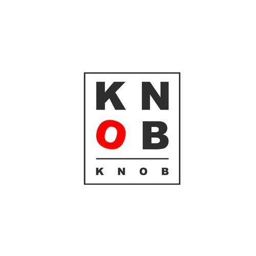 Logo Design for KNOB KNOB
