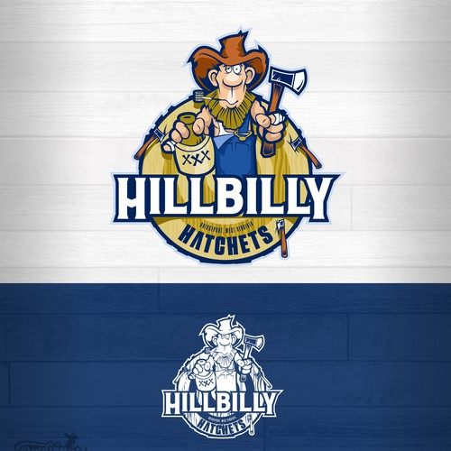 Hillbilly Hatchets