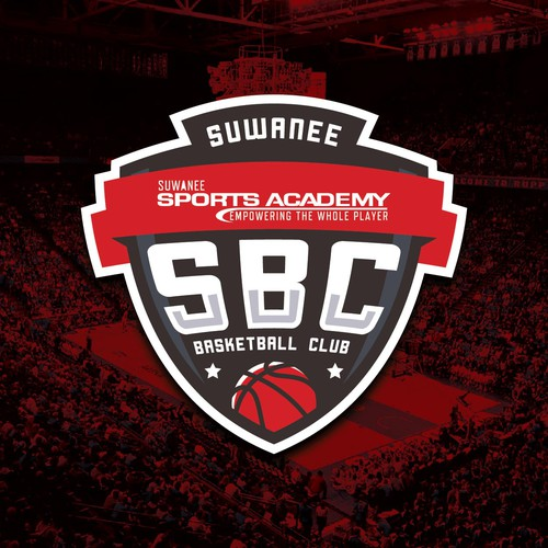 Logo Concept For Suwanee Basketball Club