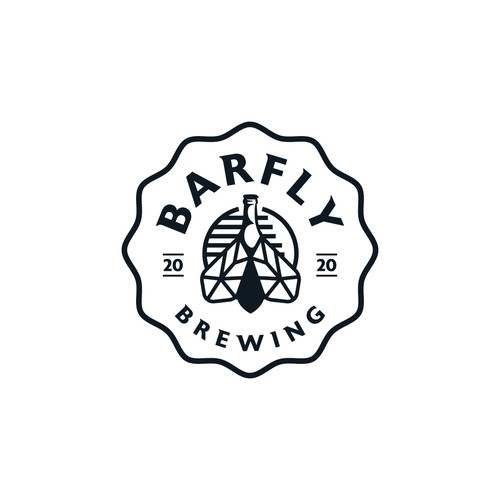 Barfly Brewing Logo