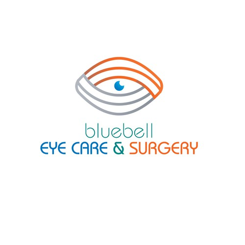 Logo concept for an Eye surgeon