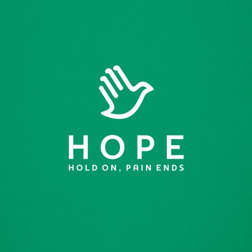 Novel, Timeless Logo for a Mental Health Nonprofit Organization