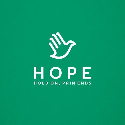 Novel, Timeless Logo for a Mental Health Nonprofit Organization