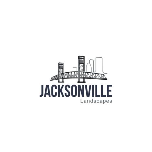 Jacksonville Landscapes logo