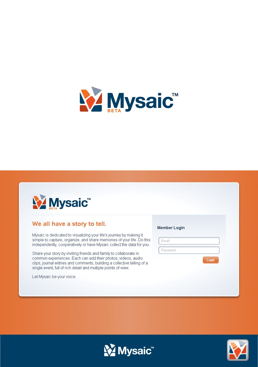 New logo wanted for Mysaic