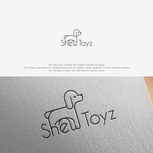 Simple Pet Logo