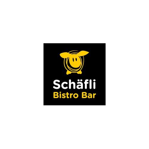 Design for Swiss bistro bar