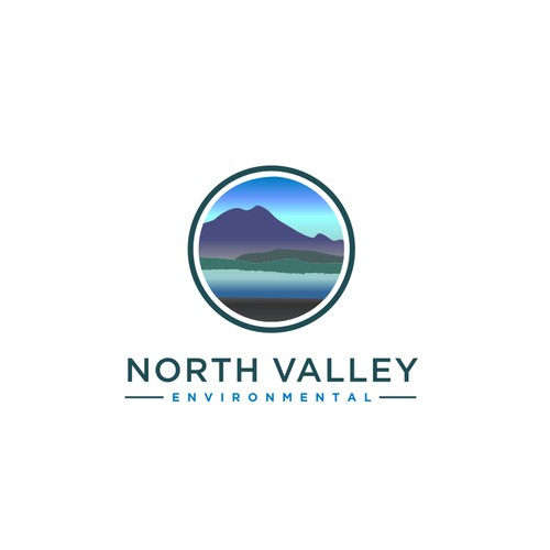 valley logo design