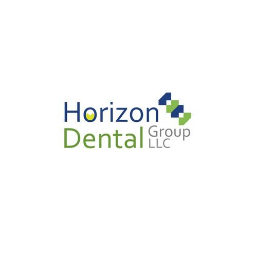 Logo Concept for HORIZON DENTAL GROUP LCC