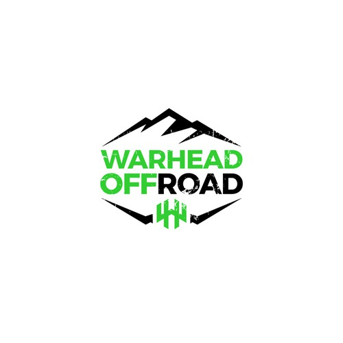 Logo Warhead Offroad