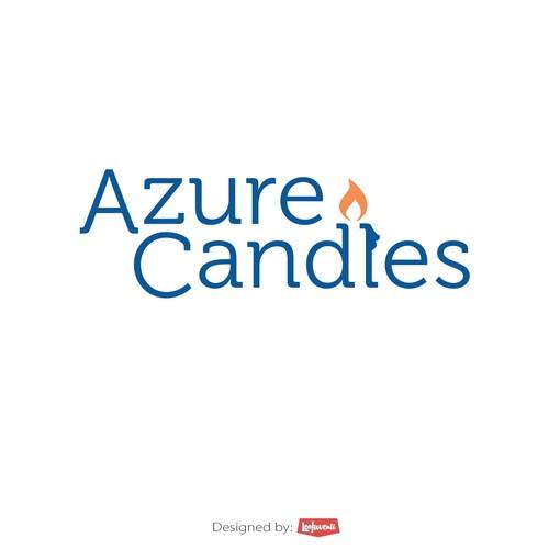 Azure Candles Logo