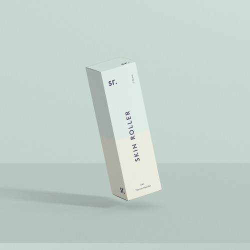 Packaging for skin rejuvination tool