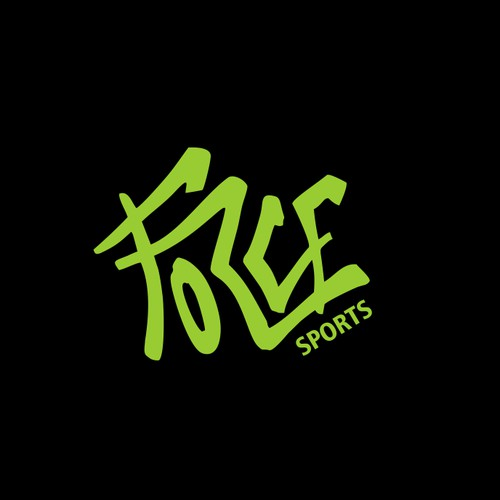 Force Sports grafitty
