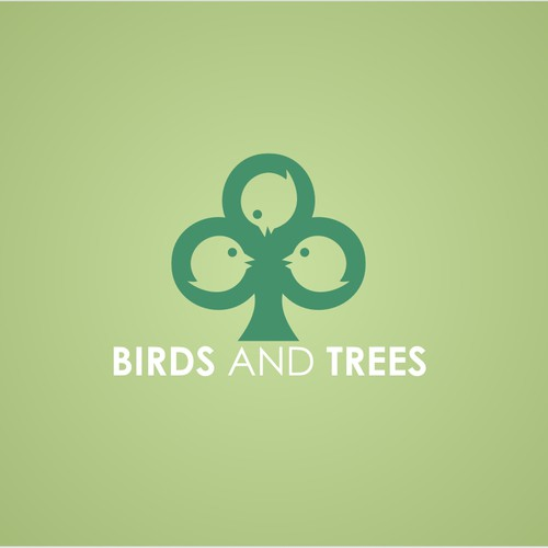 Make birds happy and plant trees