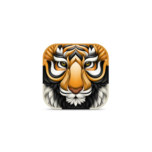 3D Tiger for Fitness App