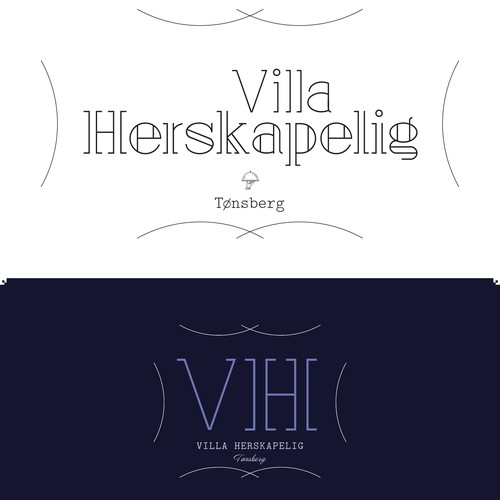 Logo Concept for Norwegian Catering Company