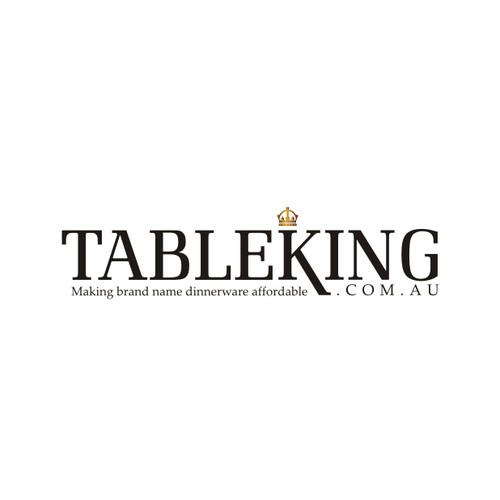 logo concept for tableking