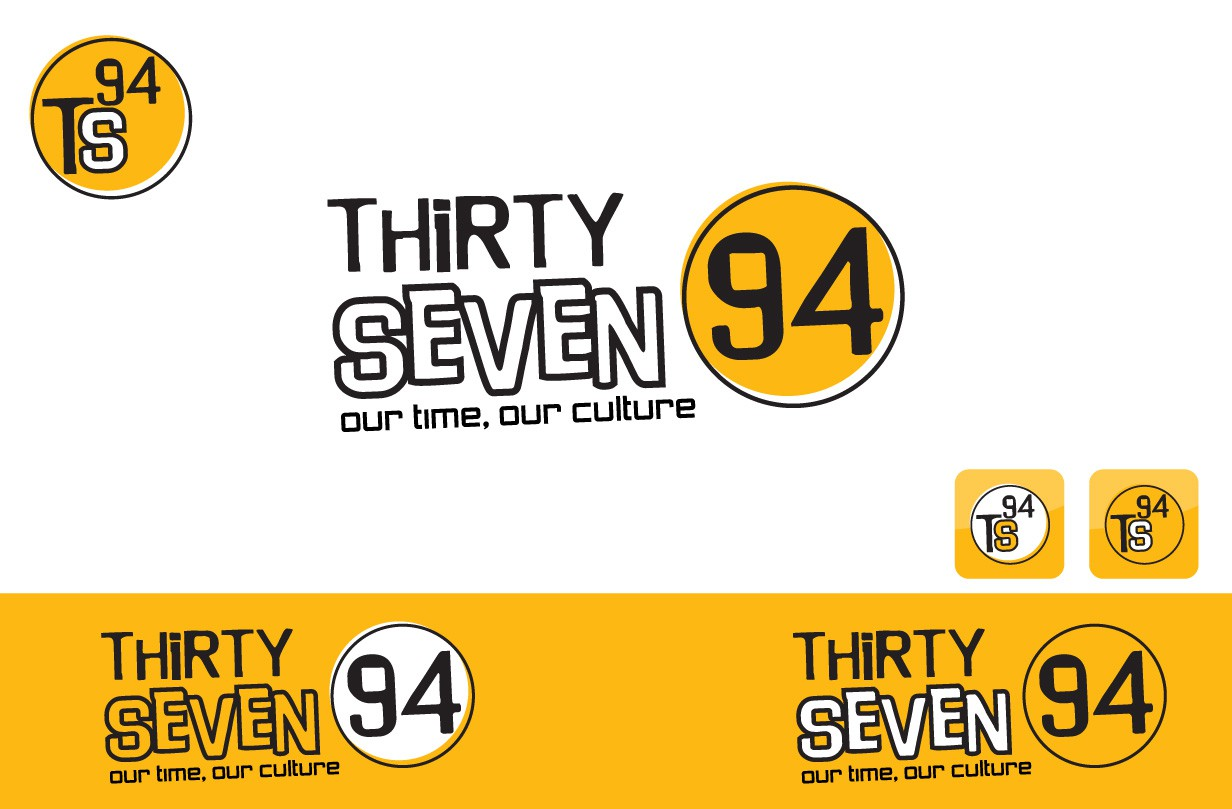 thirtyseven94 needs a new logo