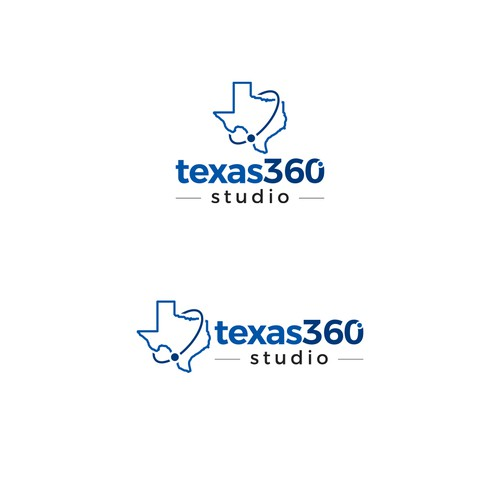 Modern Logo for texas360studio