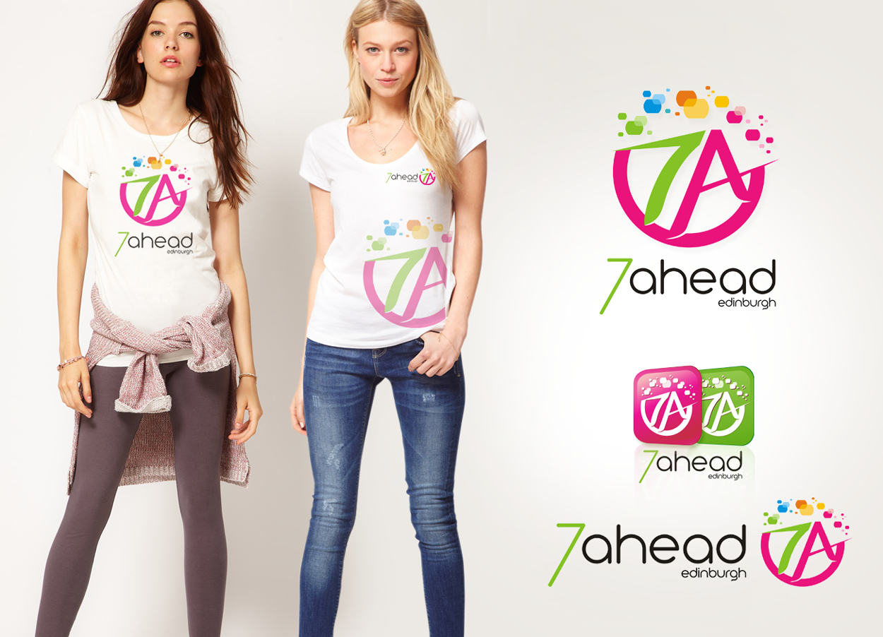 logo for 7ahead or 7AHEAD