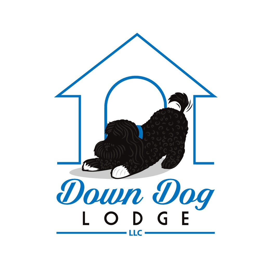Create a fun, sleek logo for a Doggy Daycare!