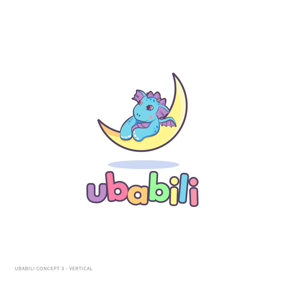 Modify Ubabili logo to add a new character to the unicorn