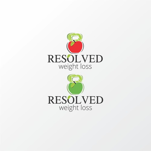 Resolved, weight loss