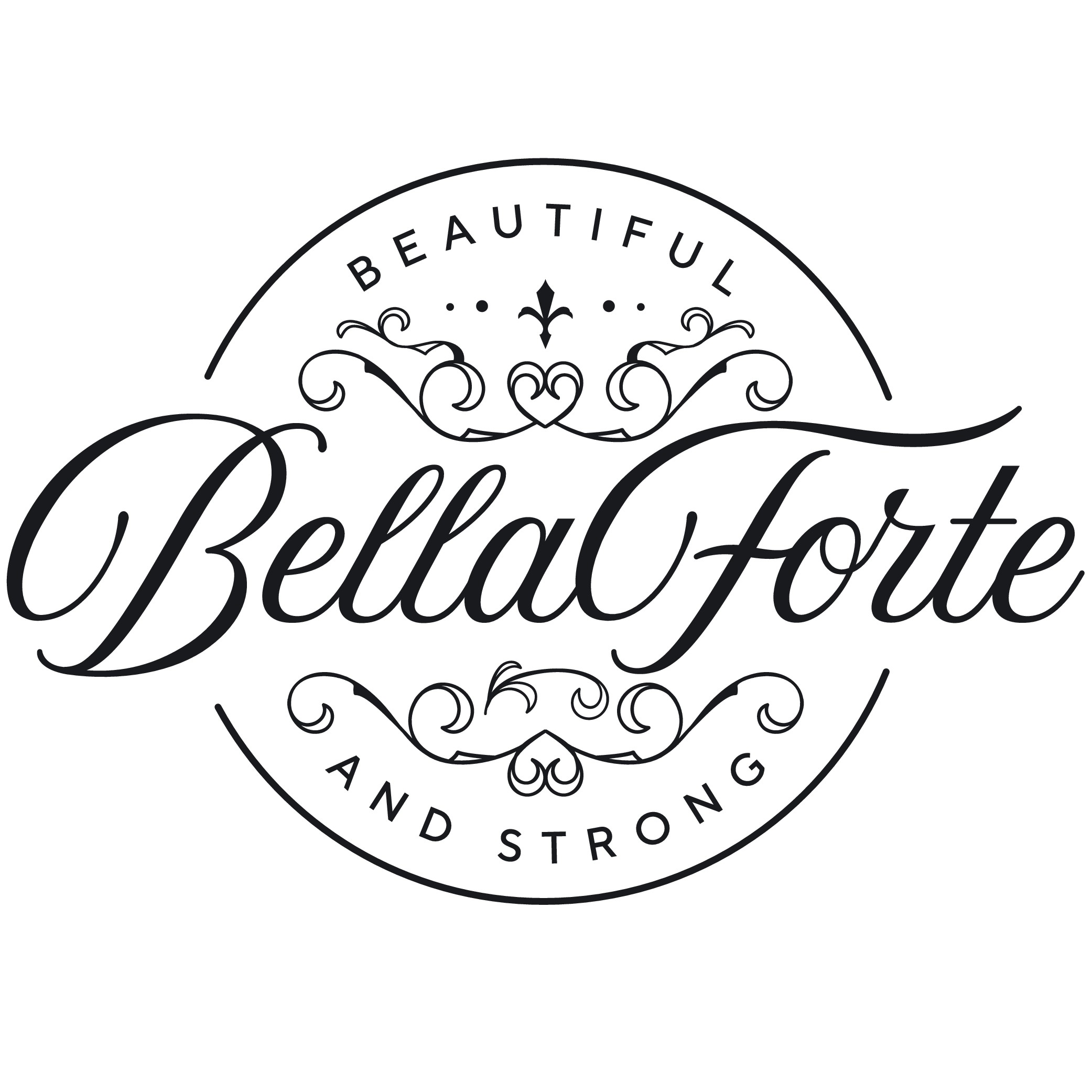 BellaForte - needs a Beautiful and Strong Logo for our beautiful and strong drinkware - see the pics