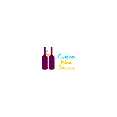 Custom Wine Source needs a new logo