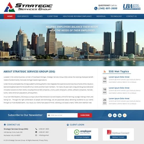 Strategic Service Group