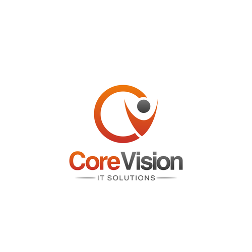 Help Core Vision IT Solutions with a new logo