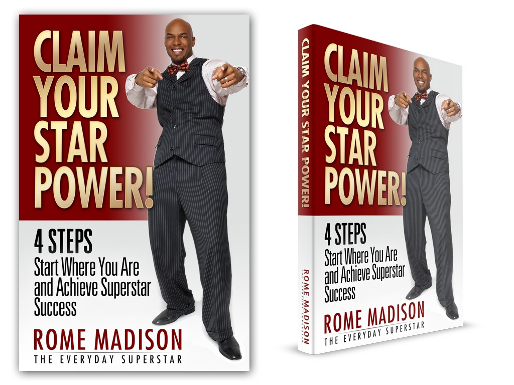 Design Book Cover for high profile performance expert.
