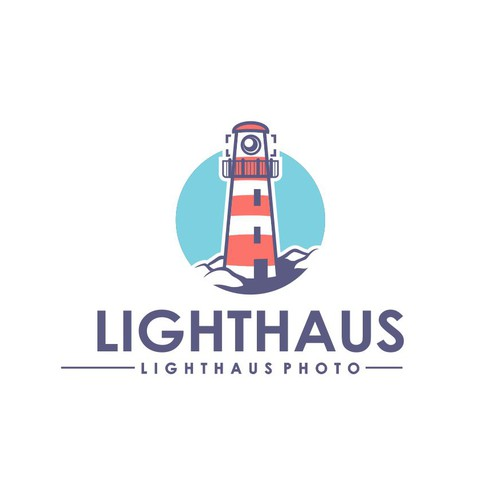Logo for Real Estate Photography company