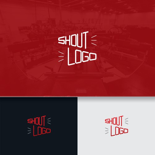 Logo for a T Shirt printing business